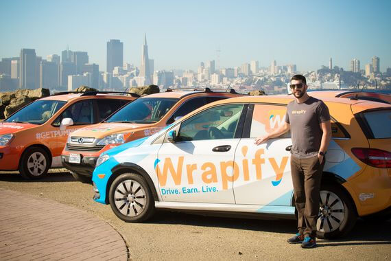 Get paid to advertise on your car using these 4 legit car wrap companies