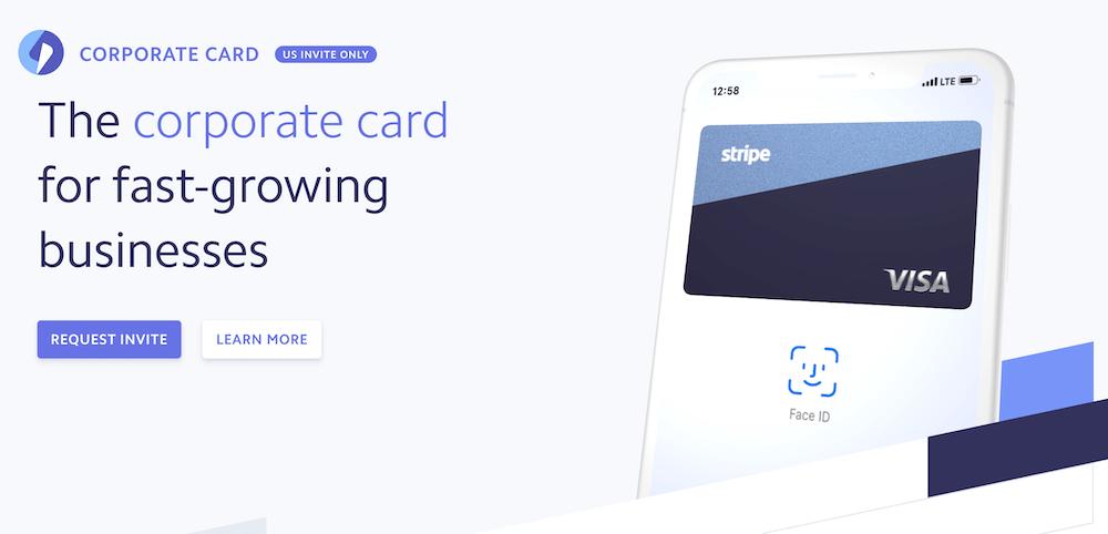 Stripe Corperate Card   Stripe Revenue Model