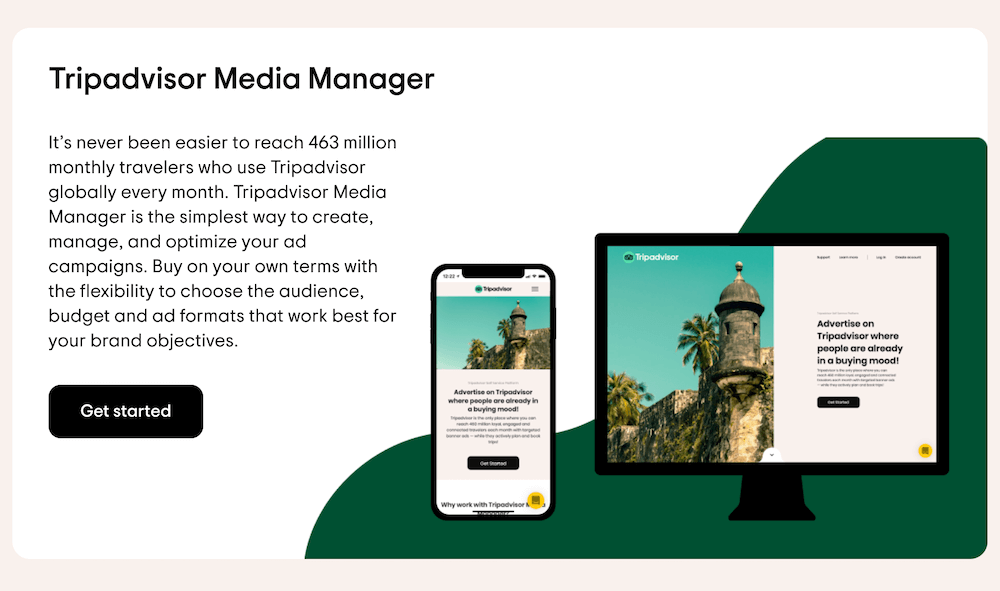 Tripadvisor Media Manager