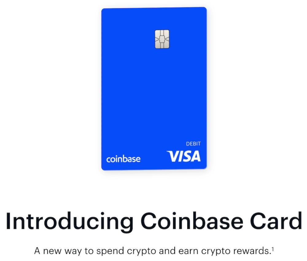 Coinbase Revenue Model   Coinbase Card