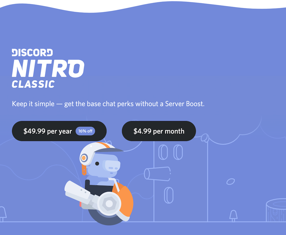 Nitro Classic Subscription