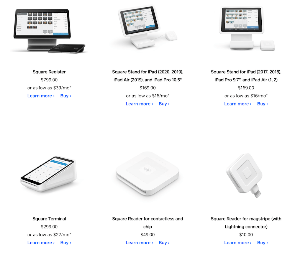 How Does Square Make Money? | Square Business Model