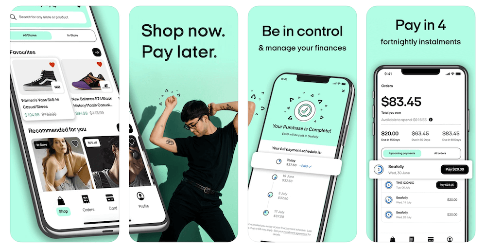 Afterpay App in Apple App Store | Afterpay Business Model | How Does Afterpay Make Money?