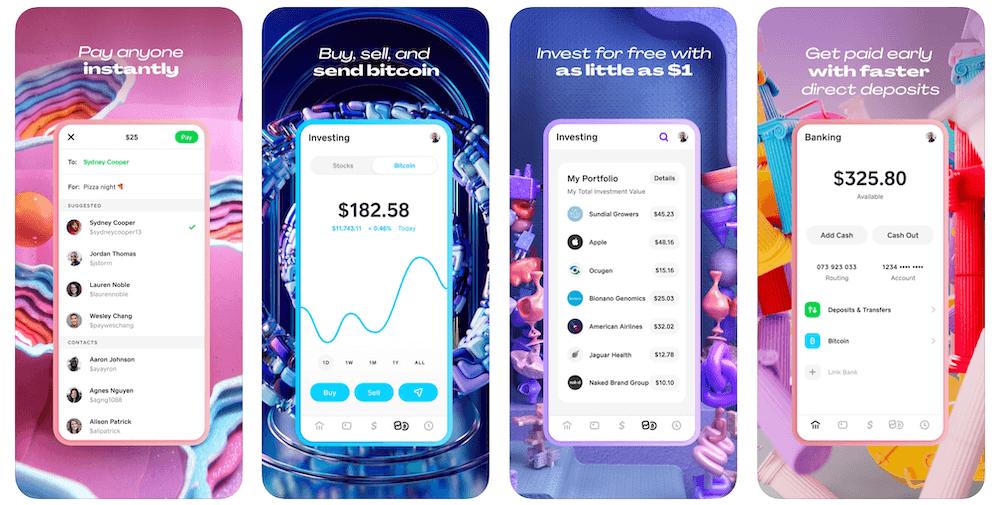 Cash App in Apple App Store | Cash App Business Model | How Does Cash App Make Money?