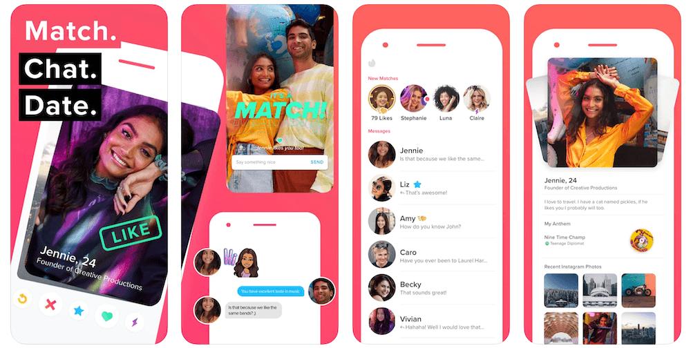 Tinder App in Apple App Store | Tinder Business Model | How Does Tinder Make Money?