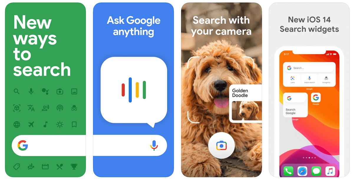 Google App in Apple App Store   Google Business Model   How Does Google Make Money?