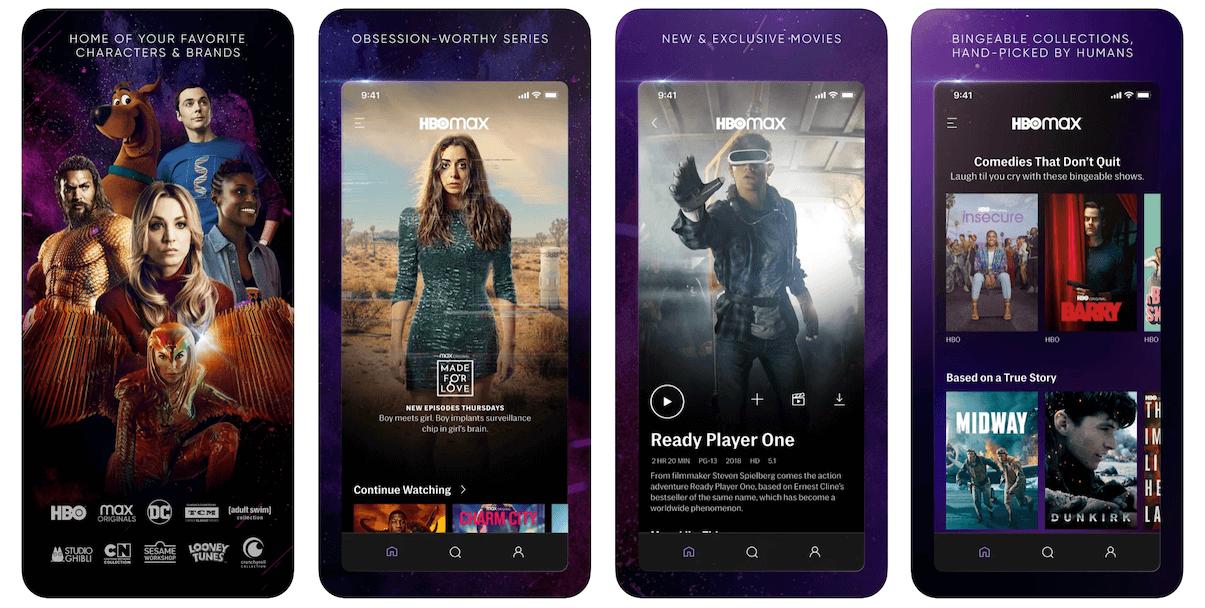 HBO App in Apple App Store   HBO Business Model   How Does HBO Make Money?
