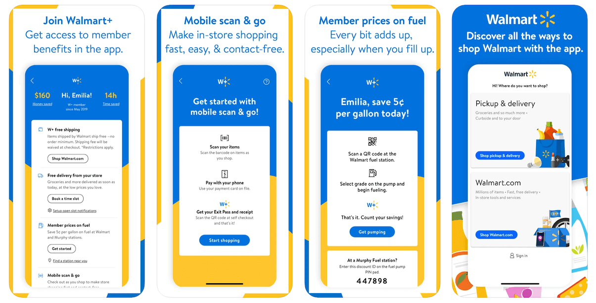 Walmart App in Apple App Store | Walmart Business Model | How Does Walmart Make Money?