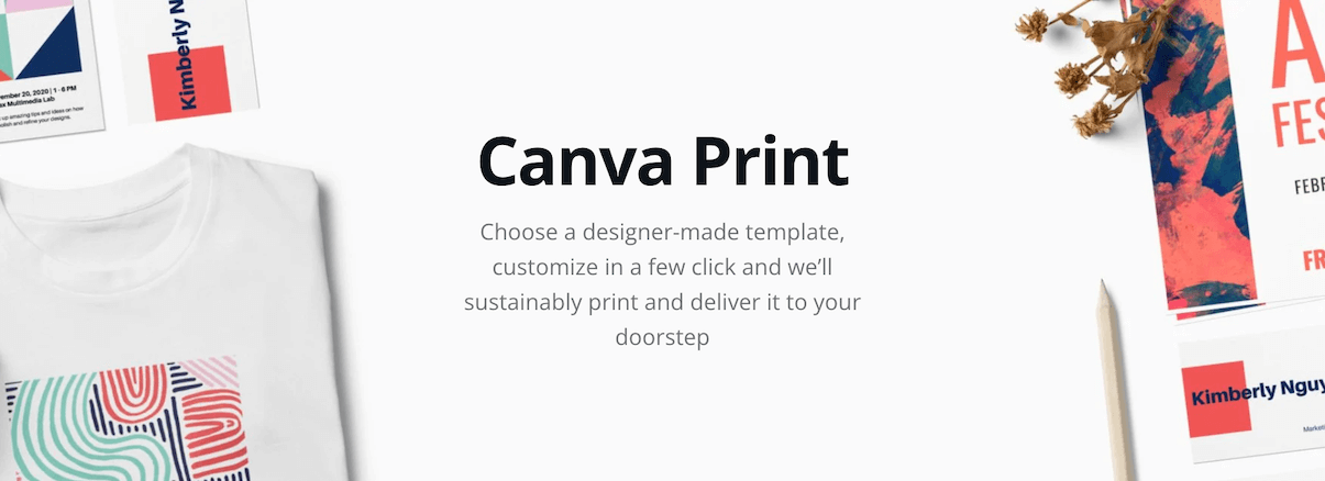 Canva Print | Canva Business Model | How Does Canva Make Money?