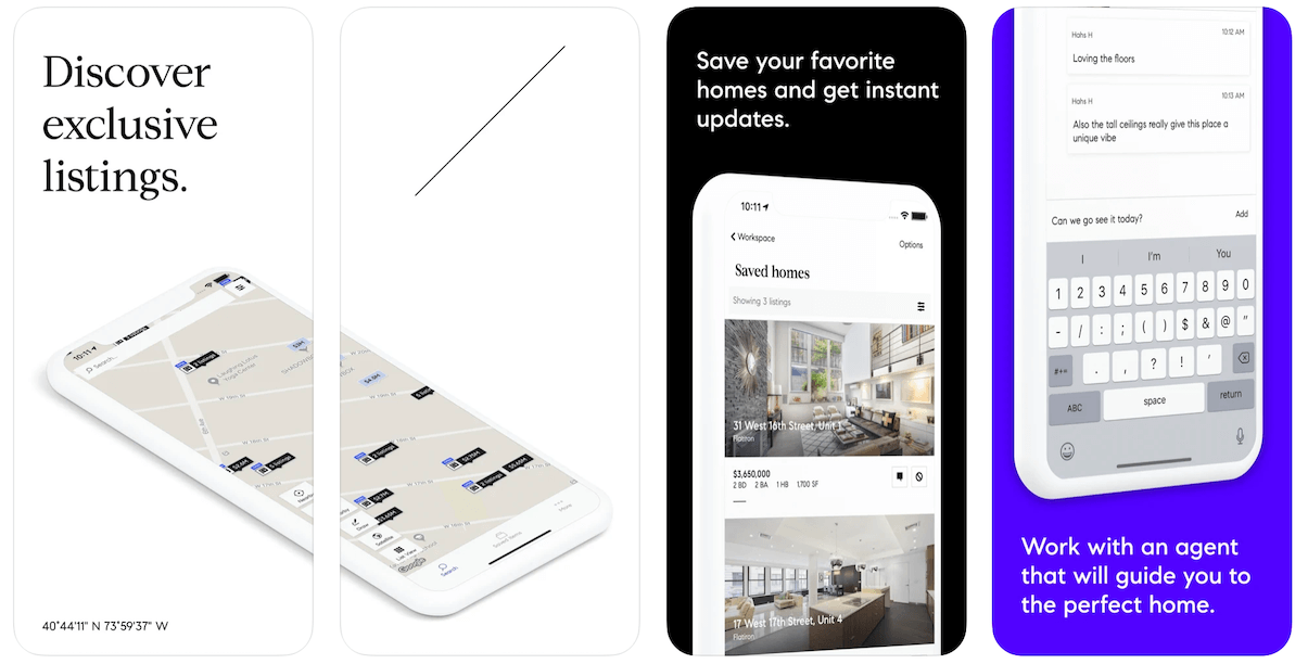 Compass Real Estate App in Apple App Store | Compass Business Model | How Does Compass Make Money?