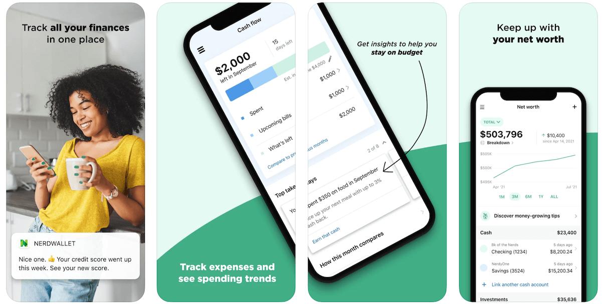 NerdWallet App in Apple App Store | NerdWallet Business Model | How Does NerdWallet Make Money?